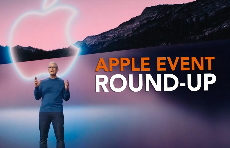 Round-up video: alles over de iPhone 13, Apple Watch 7 en iPads