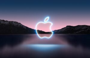 iPhone 13-event uitnodiging