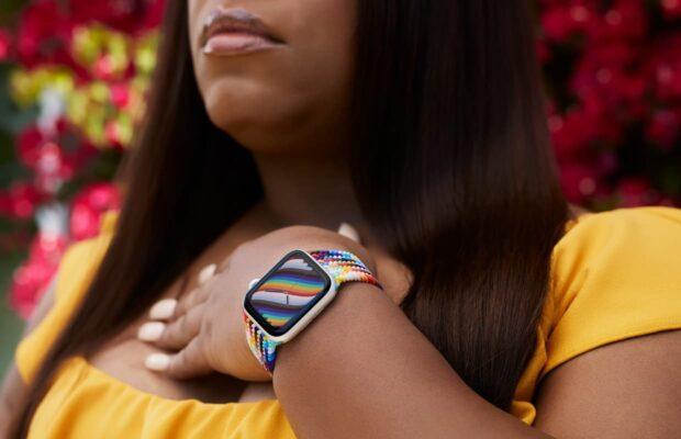 Apple Pride Band Wrist