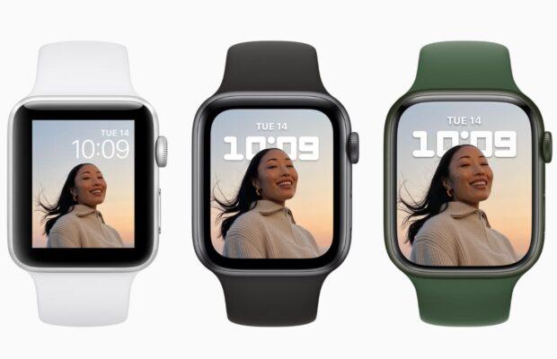 Apple Watch Series 3, lihat id 7