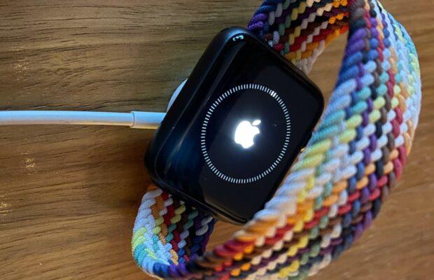 Apple Watch Series 3 update installeren