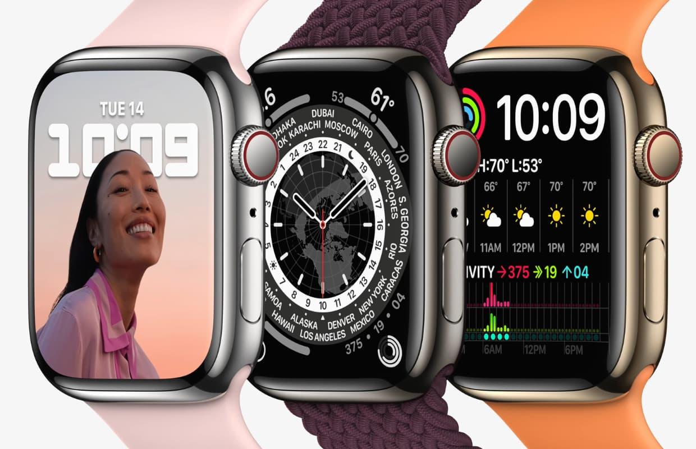 'Apple Watch Series 7 verschijnt in oktober': release sneller dan verwacht