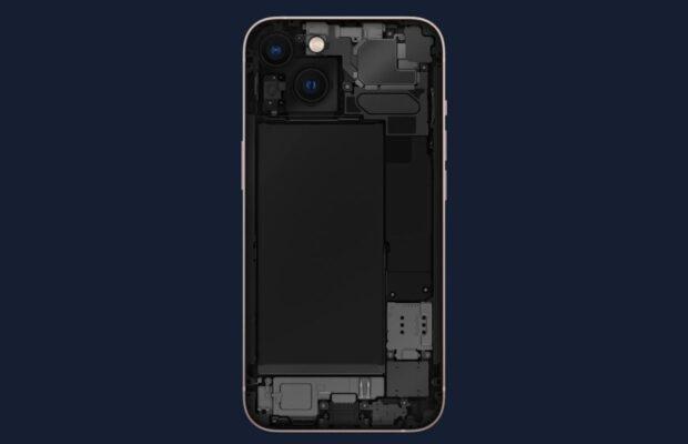 iPhone 13 batterij