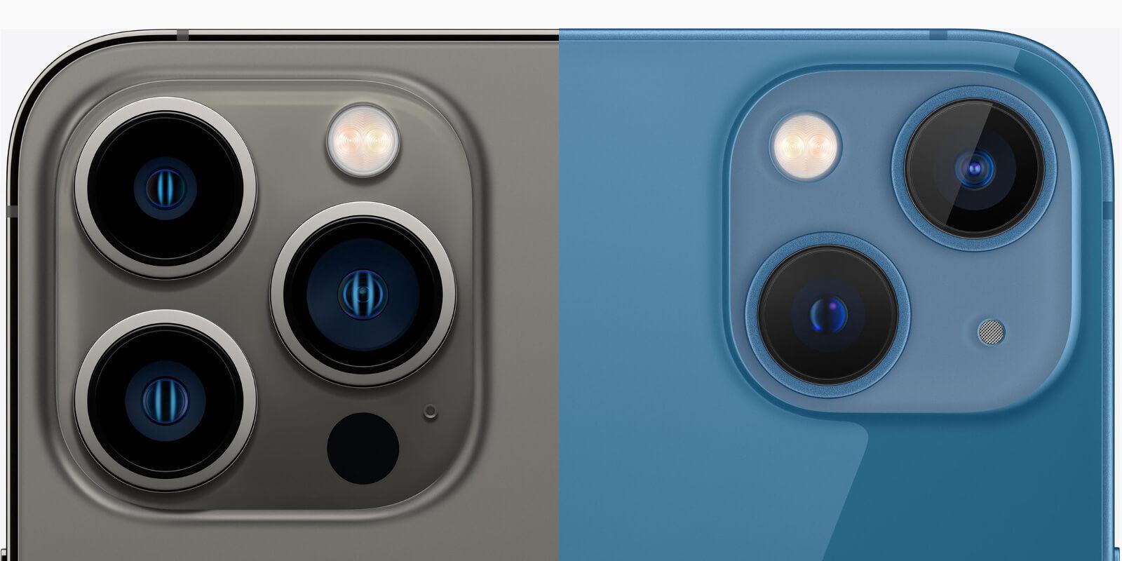 Ontdek alles over de nieuwe iPhone 13-serie