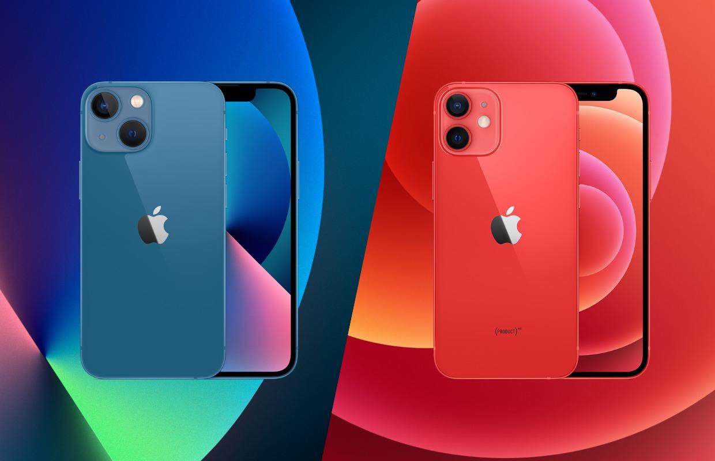 iPhone 13 mini vs iPhone 12 mini: wat is er veranderd?