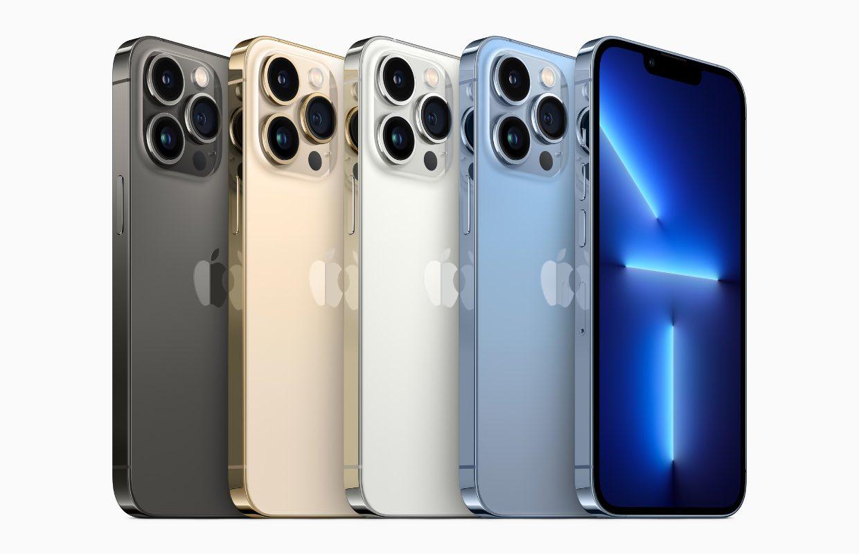 iPhone 13 (Pro) geheugen: hoeveel opslag heb je nodig?