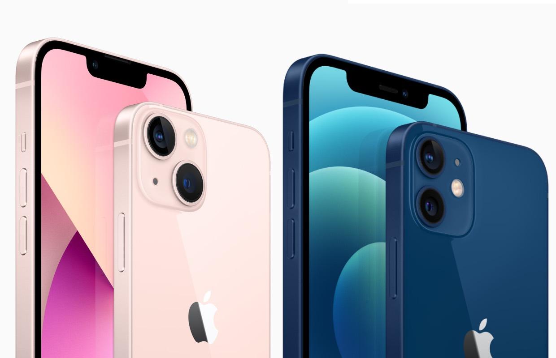 iPhone 12 vs iPhone 13: de 6 belangrijkste verschillen
