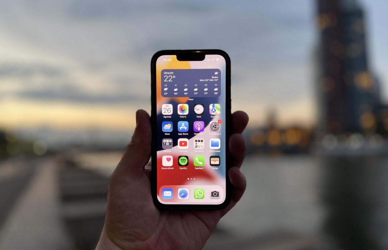 iPhone 13 Pro met ProMotion: goed of slecht voor de batterijduur?