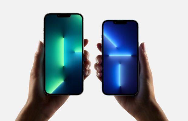 Pesan iPhone 13