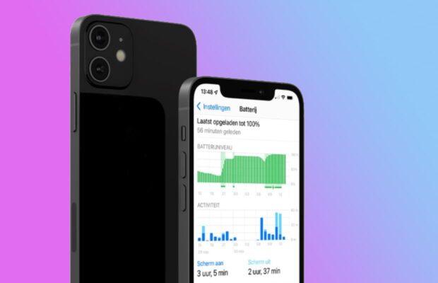 iOS 15 bugs: batterij snel leeg