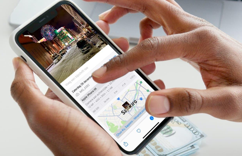 Nieuw in iOS 15: datum en tijd aanpassen van je foto's op iPhone en iPad