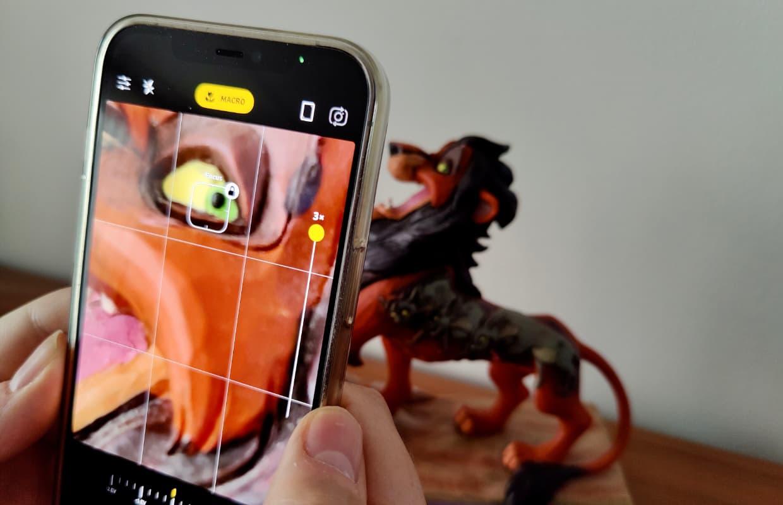 Macrofoto's maken met je iPhone: lukt ook prima zonder iPhone 13