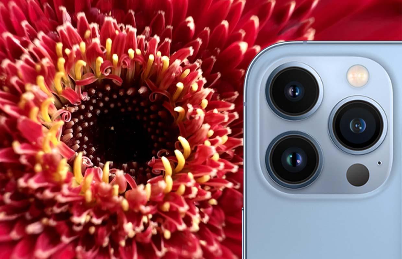 Macromodus iPhone 13 Pro in de toekomst handmatig in te stellen