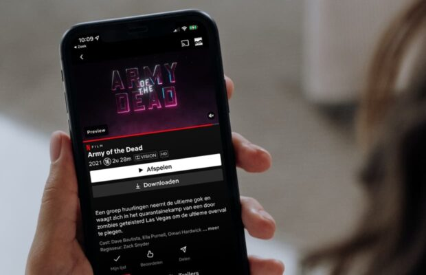 De beste films Netflix: Army of the Dead