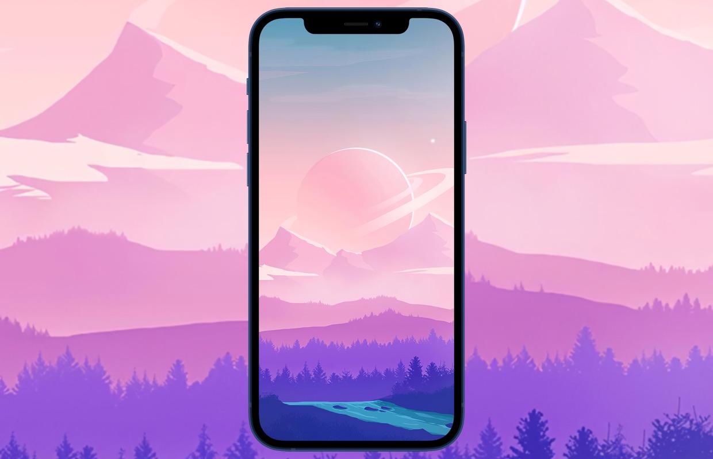 De beste iPhone-wallpapers van de week (Wallpaper Weekly #35 2021)