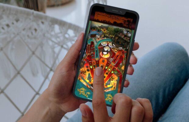 beste iphone apps week 36: Zen Pinball Party