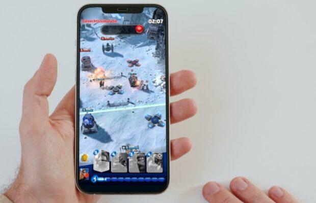App Lego Star Wars Battles