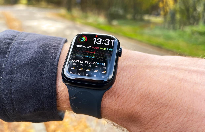 Apple Watch Series 7 review: groot scherm, maar (te) kleine upgrade