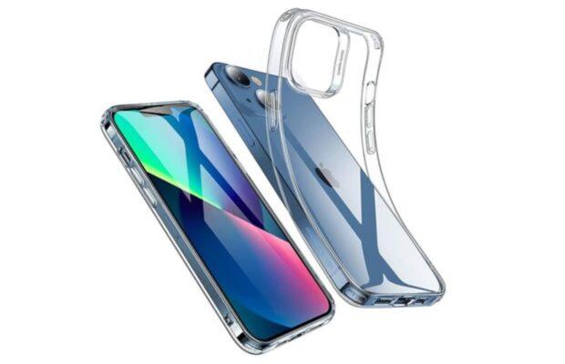 ESP transparant hoesje iPhone 13