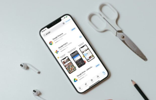 Google apps in App Store