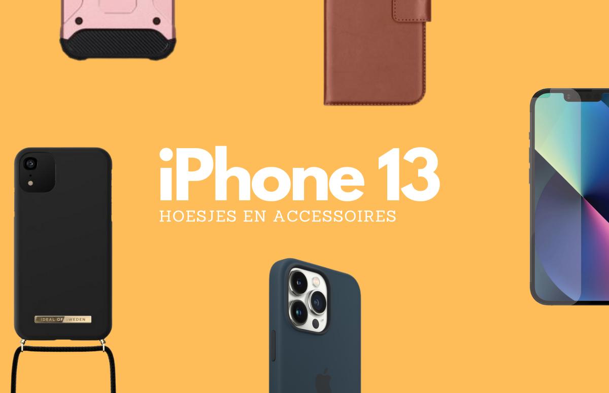 Overzicht: 10 stevige hoesjes en accessoires voor je nieuwe iPhone 13 (Pro)