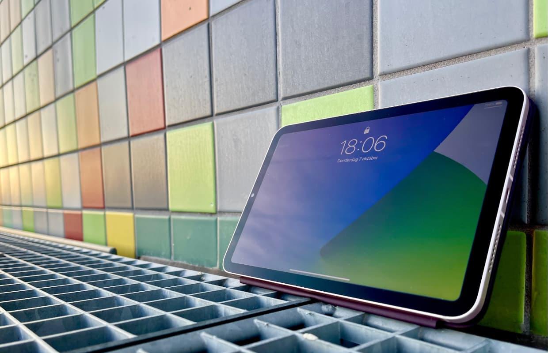 iPad mini 2021 review: een (soms iets te) kleine krachtpatser