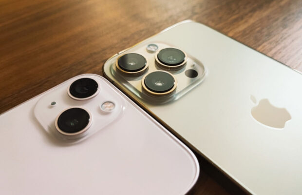 iPhone 13 camera comparison