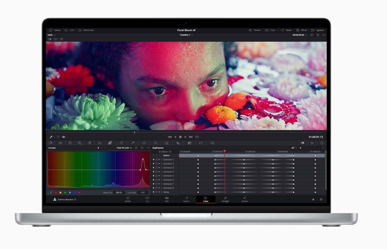 Snel, sneller, snelst: M1 Max van MacBook Pro 2021 schittert in tests