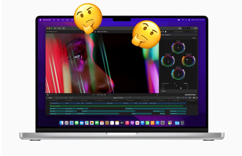 Problemen met de notch op MacBook Pro? Apple geeft de oplossing