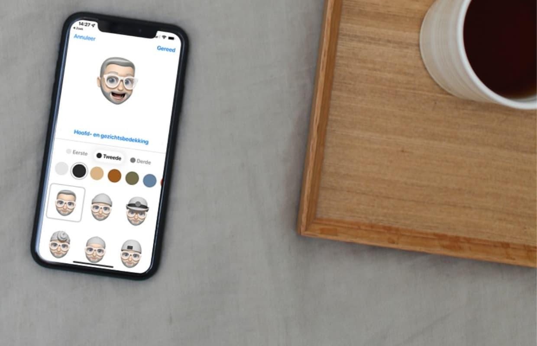 Meer kleren, kleuren en brillen voor Memoji in iOS 15 (en zo gebruik je ze)