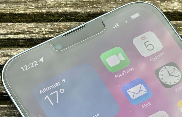 iPhone 13 Pro Max notch
