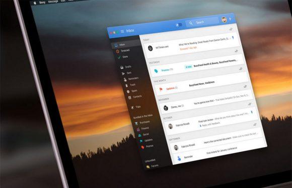 Dit zijn de 5 beste e-mail-apps voor de Mac