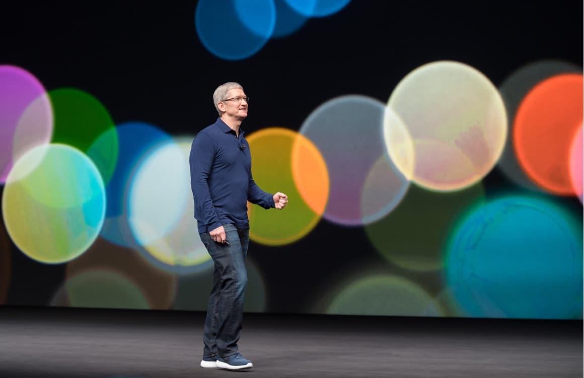 Apple maart event 2018