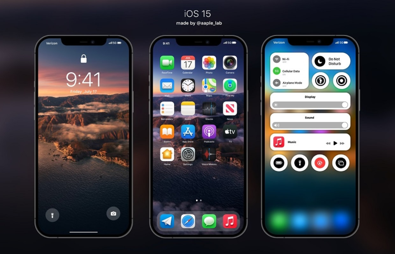 'iOS 15 krijgt Food Tracking-functie en aangepaste notificaties'