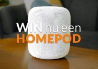 iPhoned geeft een HomePod weg! Zo maak jij kans