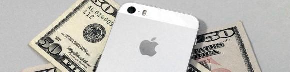iPhone-geld