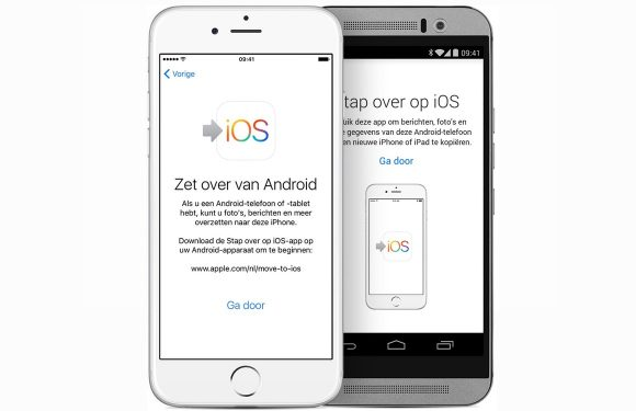 Overstappen van Android naar iPhone: alles wat je moet weten