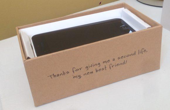 Renewd iPhone