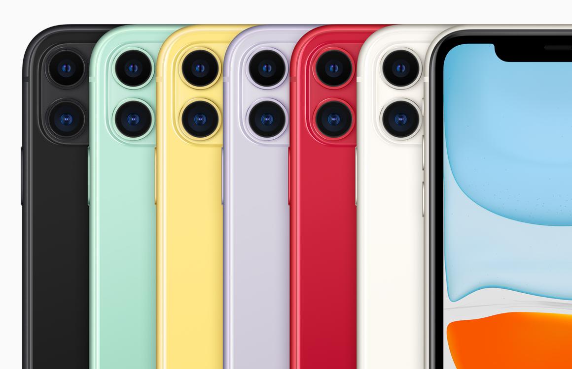 Bestel de iPhone 11 64GB nu met flinke korting bij MediaMarkt (ADV)