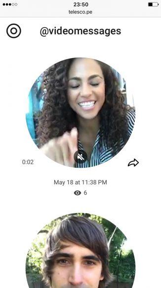 Telegram videoberichten