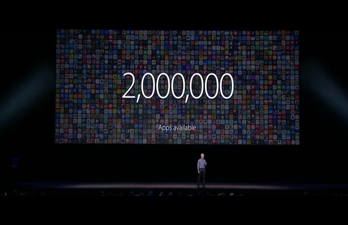 'Er komen steeds meer apps, en steeds minder fanatieke app-gebruikers'
