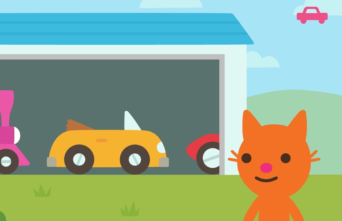 Sago Mini Road Trip is Apples nieuwe gratis App van de Week