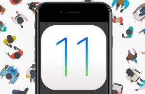 iOS 11 officieel