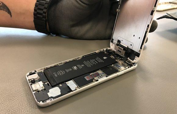 iPhone Swoop