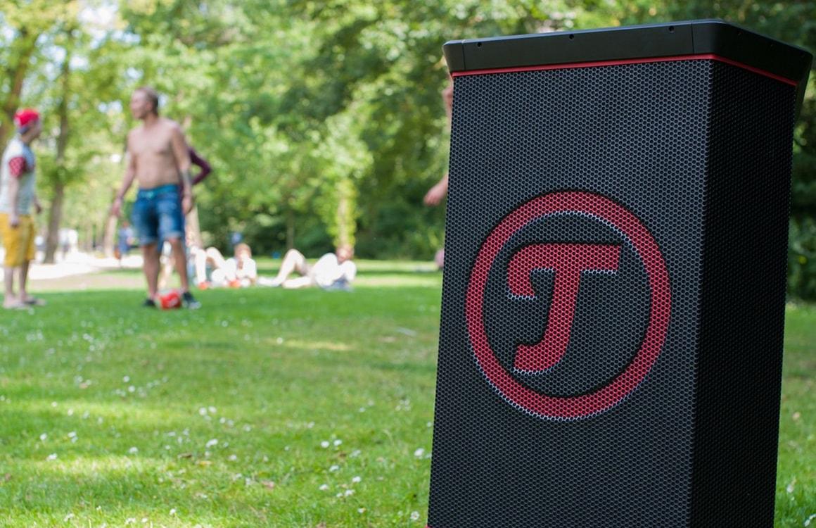 Teufel ROCKSTER: grote bluetooth-speaker voor grote feesten