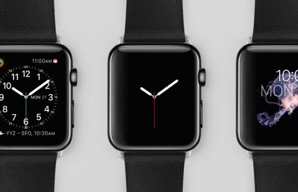 '42mm Apple Watch 2 krijgt een 35 procent grotere accu'