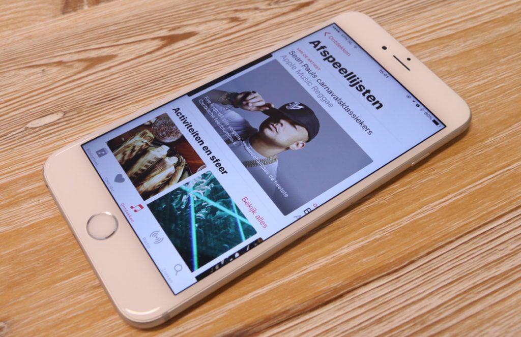 iOS 10 beschikbaar