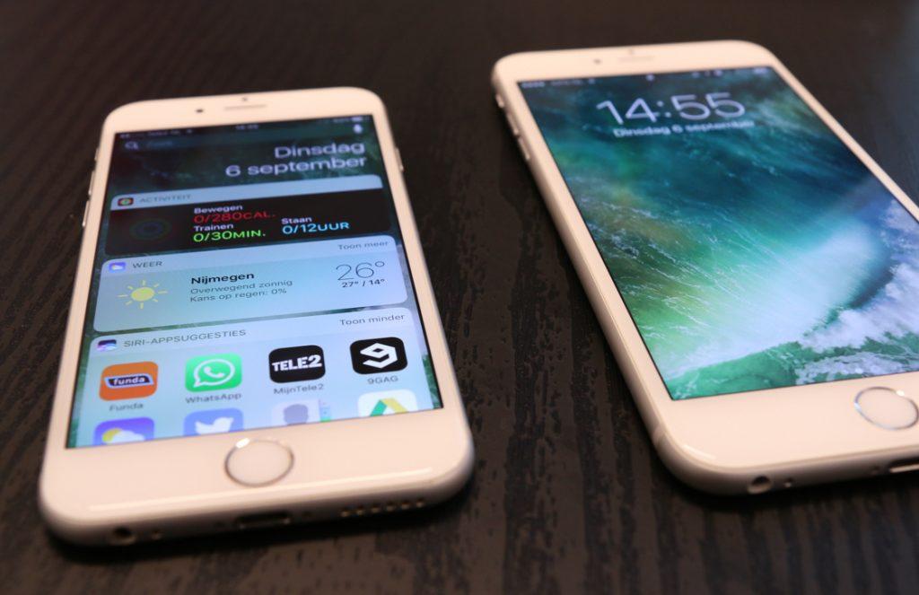 iOS 10.3 tweede bèta