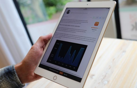 'Apple onthult 'revolutionaire' OLED-iPad in 2018, 10,5 inch-iPad Pro in 2017′