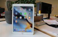 'Volgende iPad krijgt smallere randen, wordt dikker'